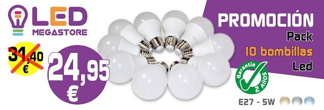 bombillas-e27-oferta
