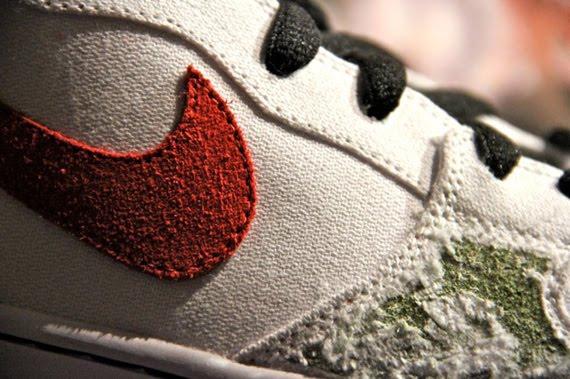 new concept f4057 cdc76 THE SNEAKER ADDICT: Nike SB Dunk High 'Cheech & Chong ...