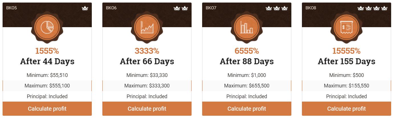 Инвестиционные планы BeKing 2