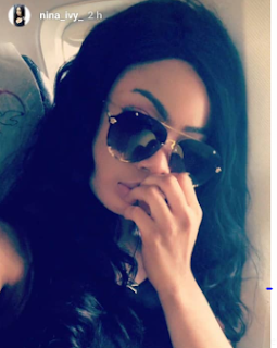 BBNaija ex-housemates, Nina escapes air mishap on her way to Owerri, as a passenger suffers complications