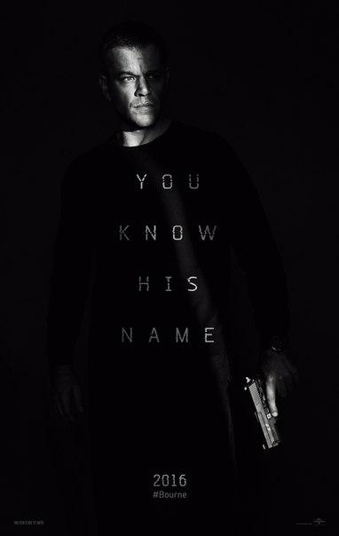 Jason Bourne 5 (2016) ล่าจารชน ยอดคนอันตราย 5 [HD]