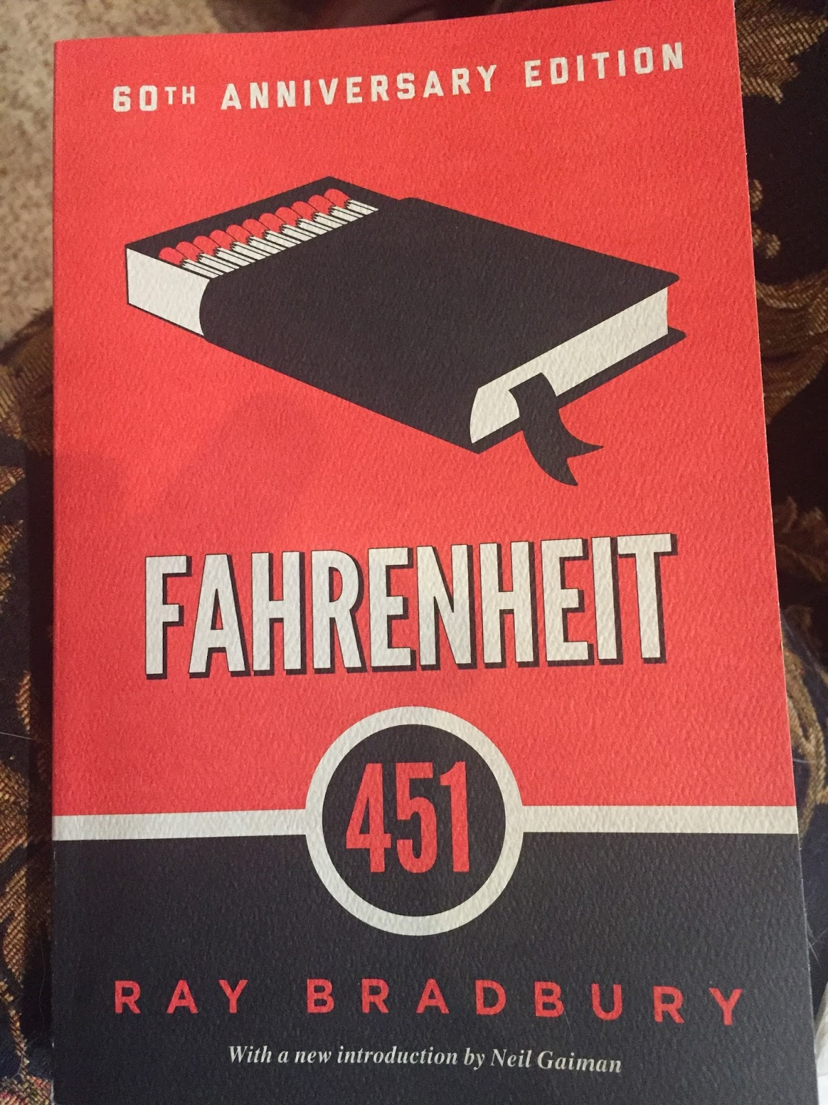 the futuristic concept in fahrenheit 451 by ray bradbury It might even be the picture of the future and ray bradbury's fahrenheit 451 depicts two different dystopic worlds bradbury, ray fahrenheit 451.