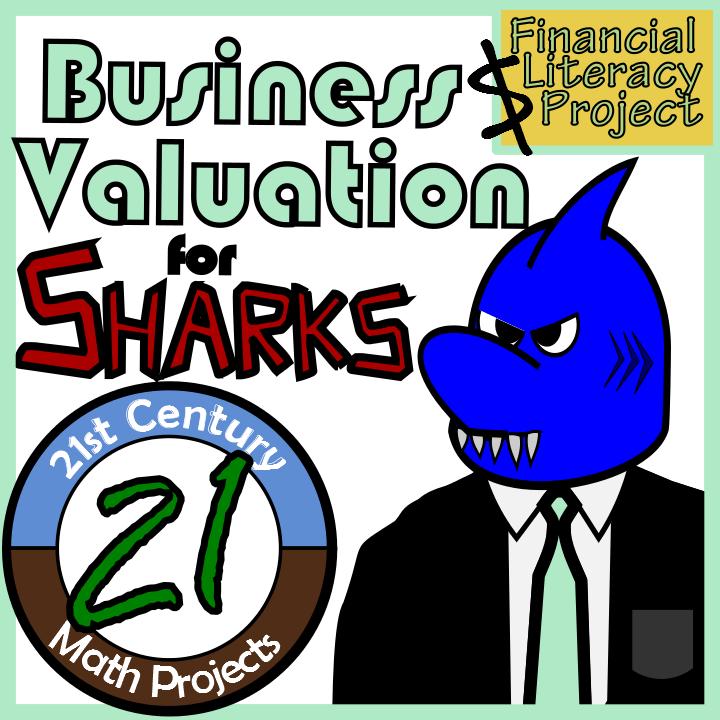 Business Valuation for Sharks - Shark Tank Inspired ...