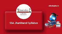 SSA Jharkhand Full-Time Teacher Syllabus