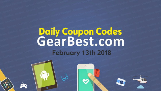 GB%2BDaily March 13th - Daily Coupon Codes @ Gearbest Technology