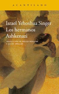 Los hermanos Ashkenazi / Israel Yehoshua Ashkenazi
