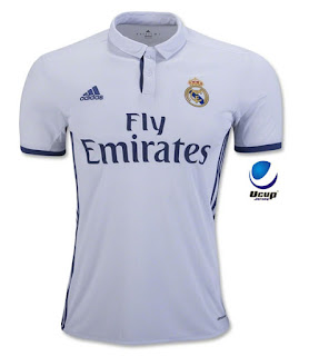 Jersey Real Madrid Home 16-17