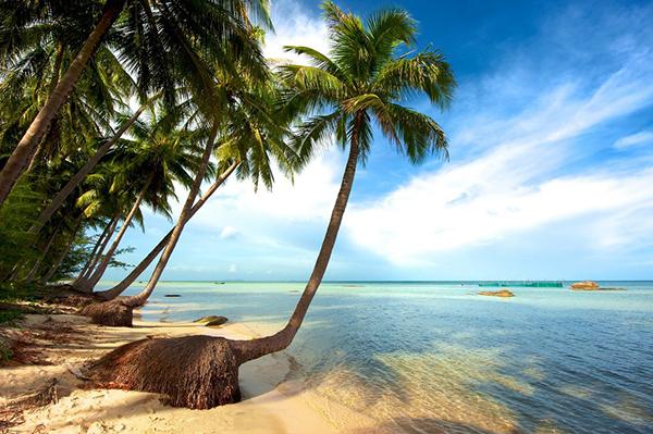 Du lịch biển Kiên Giang với 4 thiên đường