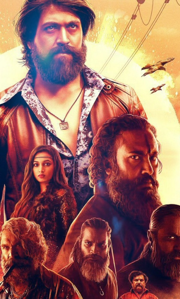 KGF (Hindi) Movie Review, It's all about Rocky Bhai!