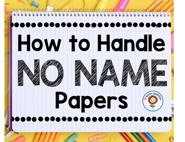 No Name Papers Board