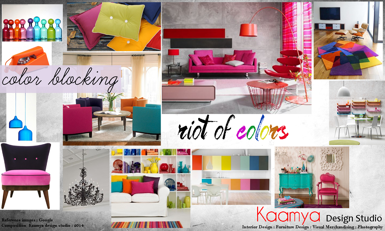 Design Interior Kids Room Mood Board