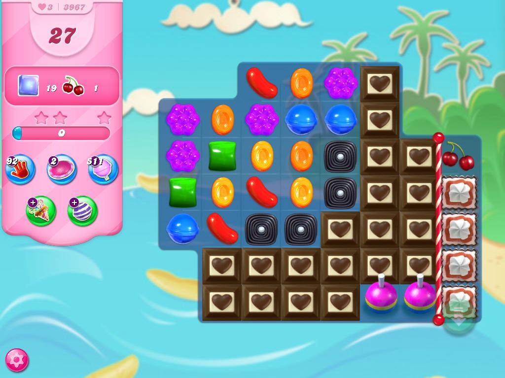 Candy Crush Saga level 396