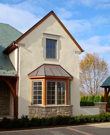 3D Model of Window Exterior Design - Home Design Inside