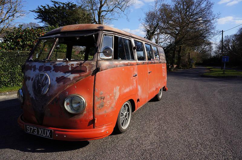 1954 Barndoor Microbus for Sale | VW Bus