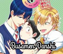 Busamen Danshi