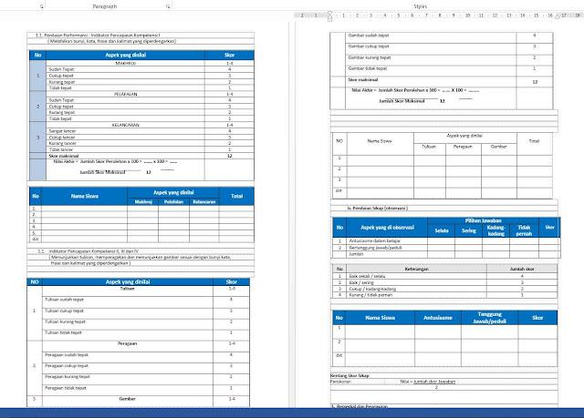 Contoh RPP Bahasa Arab Kelas 7, 8, 9 Qiraah Kurikulum 2013 Revisi 2017