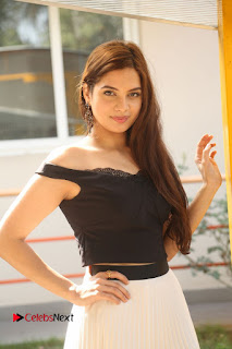 Telugu Actress Tanya Hope Stills at Appatlo Okadundevadu Audio Launch  0128.JPG