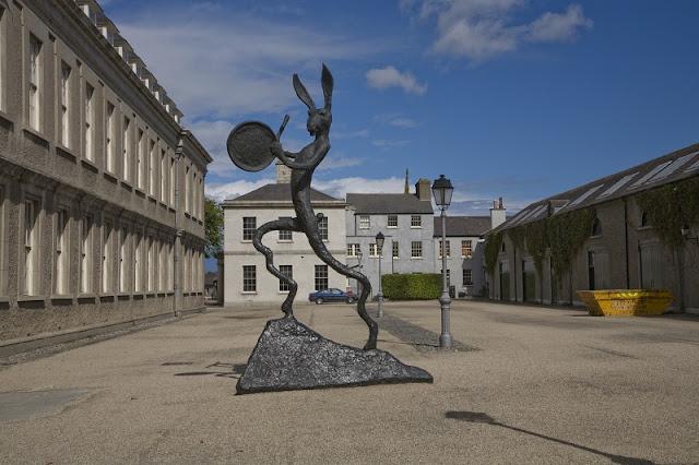 Visita ao Museu Irlandês de Arte Moderna
