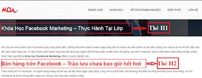 đăng bài chuẩn seo