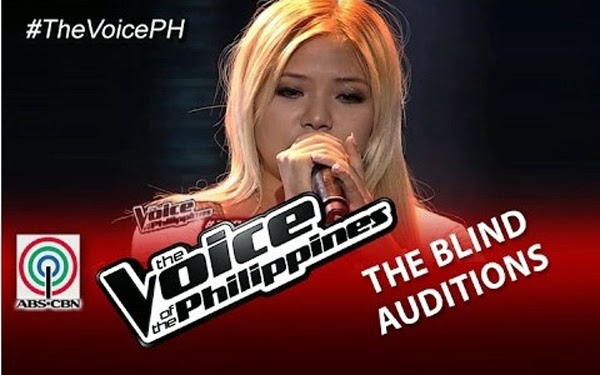 The Voice of the Philippines Season 2 Christelle Tiquis sings 'To Make You Feel My Love' Video Replay