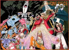 One Piece: Mamore! Saigo no Dai Butai