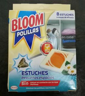 Bloom estuche polillas