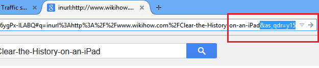 google-address-bar