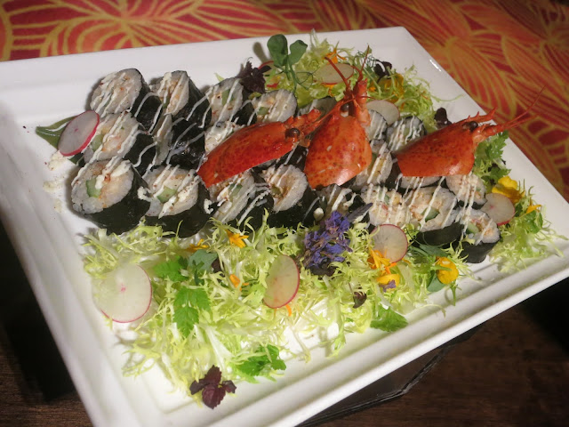 Lobster Maki Roll