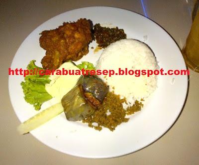 Foto Ayam Goreng Bumbu Kuning Spesial