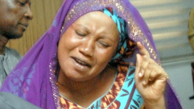 Nigeria's secret service arrest 'fake first lady'