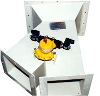 Kinetrol diverter valve