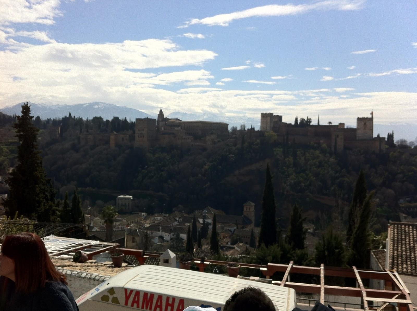 El Blog De Menycia Un Fin De Semana En Granada