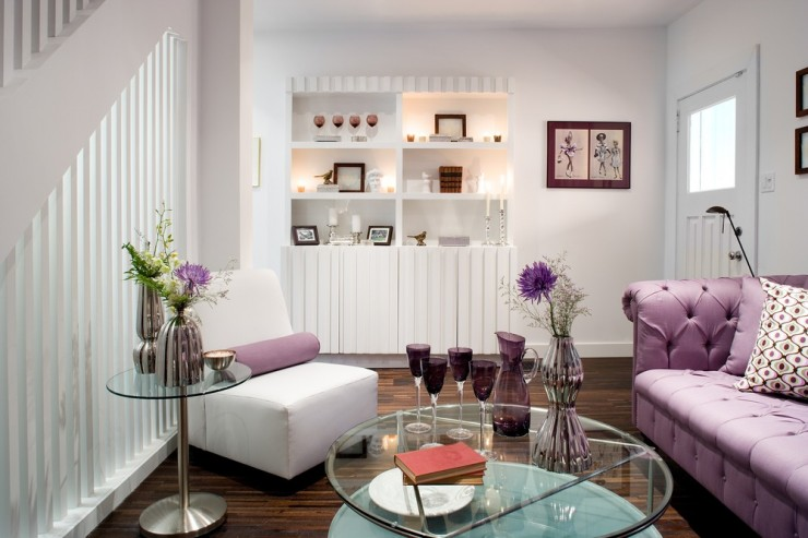 outstanding small living room spaces house decorating ideas | Great Small Living Room Designs By Colin & Justin ~ Home ...
