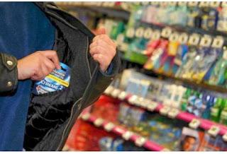 Εξιχνίαση κλοπής σε super-market στην Κατερίνη.