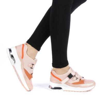Pantofi sport dama Belusy roz