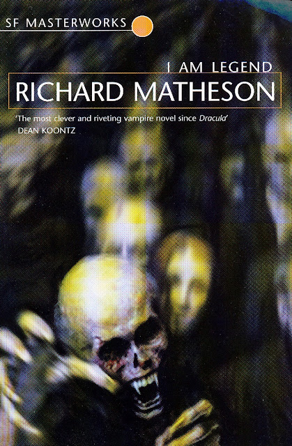 Richard Matheson, I Am Legend, Vampire novels, Vampire books, Vampire Narrative, Gothic fiction, Gothic novels, Dark fiction, Dark novels, Horror fiction, Horror novels