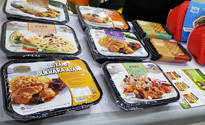 Syed brands Kedai Ayamas, which makes Ayamas Kitchen ready meals, and Ezee, which makes Ezee ready meals.