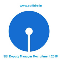 SBI Deputy Manager Recruitment