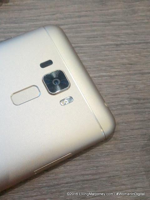 ASUS ZenFone 3 Laser Camera
