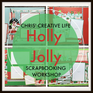 Holly Jolly Scrapbooking Workshop