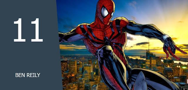 jenis jenis spider-man