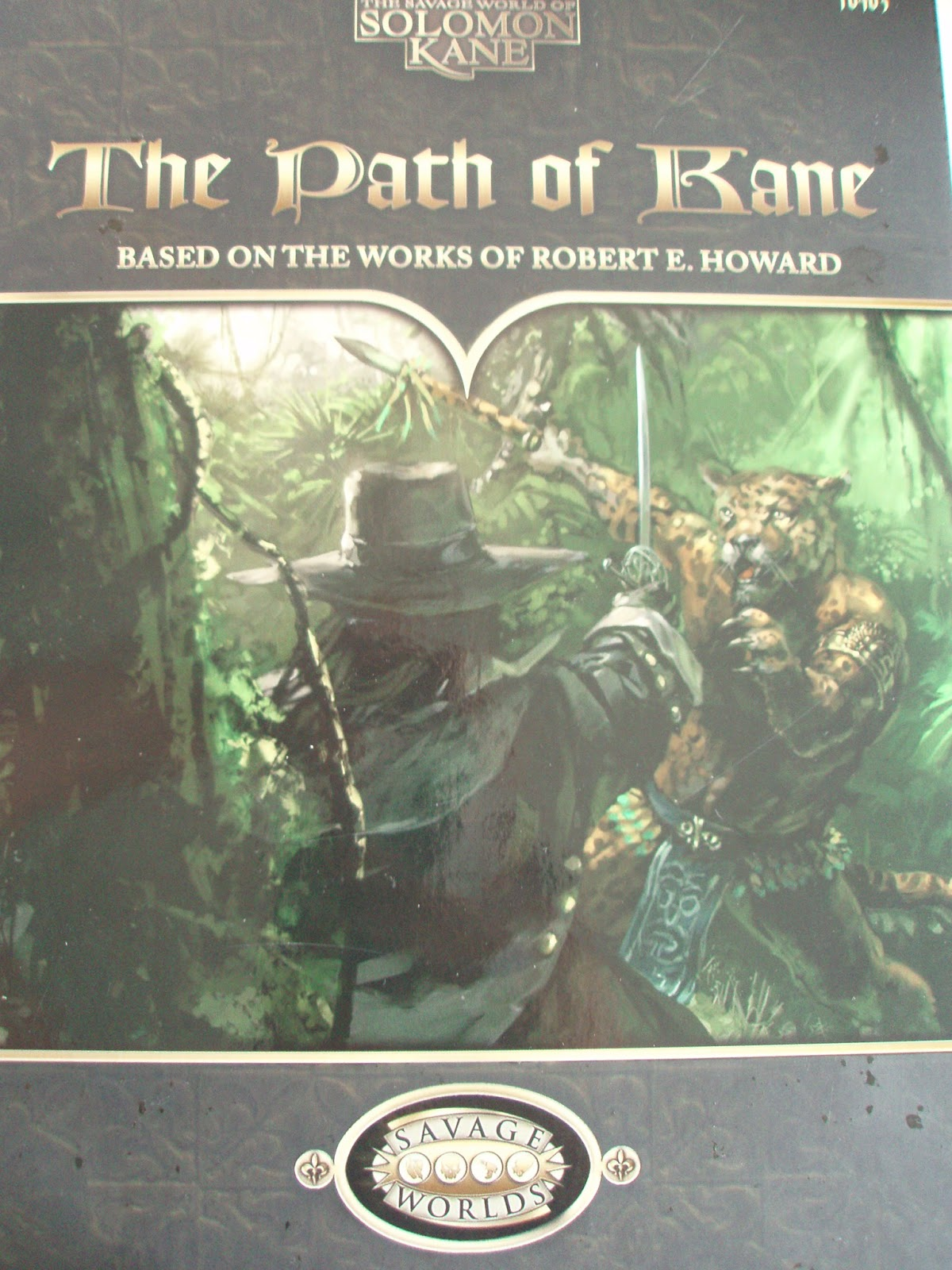 Aventuras extraordinarias sistemas de juego the path of for Bureau 13 savage worlds
