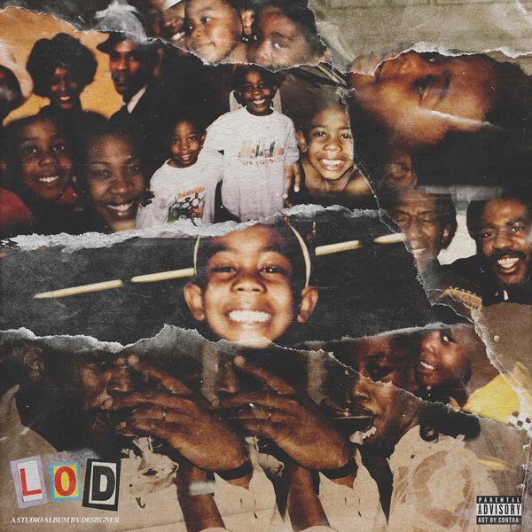 Stream Desiigner's New Album 'L.O.D.'