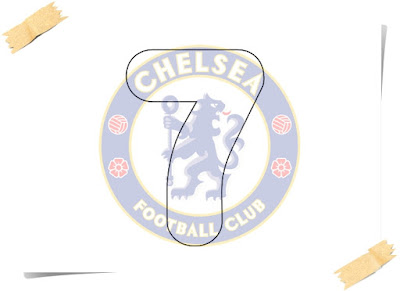 jersey chelsea nomor 7