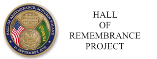 Hall of Remembrance Project Blog