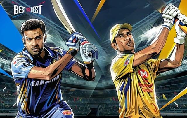 मुंबई ने चेन्नई के सामने रखा 166 रनो का लक्ष्य