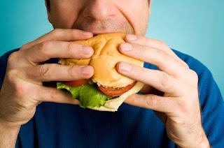 Comida rápida, hamburguesa