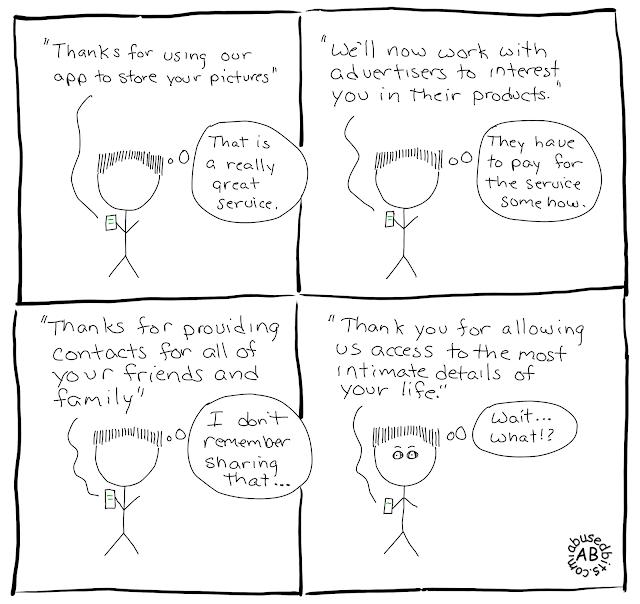 cartoon, amusedbits, humor, irony, sarcasm, failures, Terms of Service, TOS