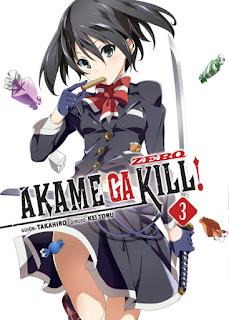 """Reseña de """"Akame ga Kill! ZERO"""" de Takahiro y Kei Toru - Norma Editorial"""
