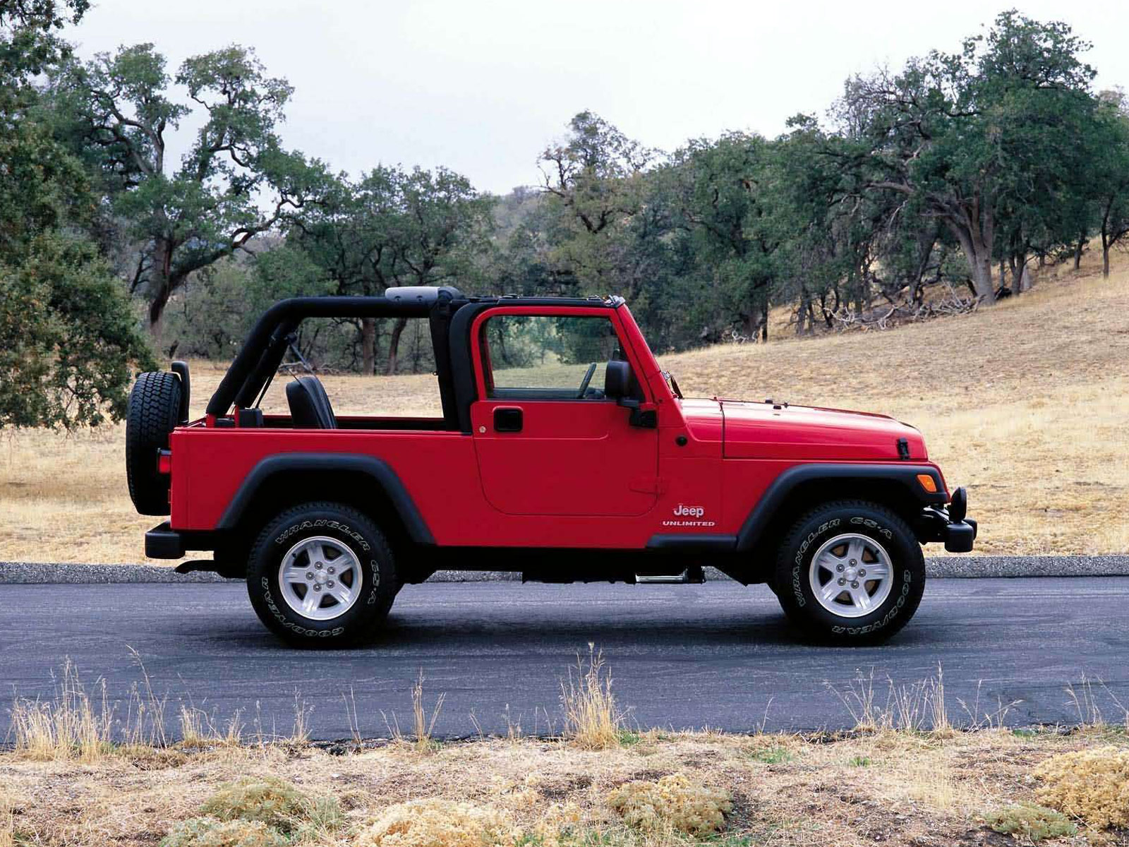 Jeep Pictures 2004 Wrangler Unlimited Specifications